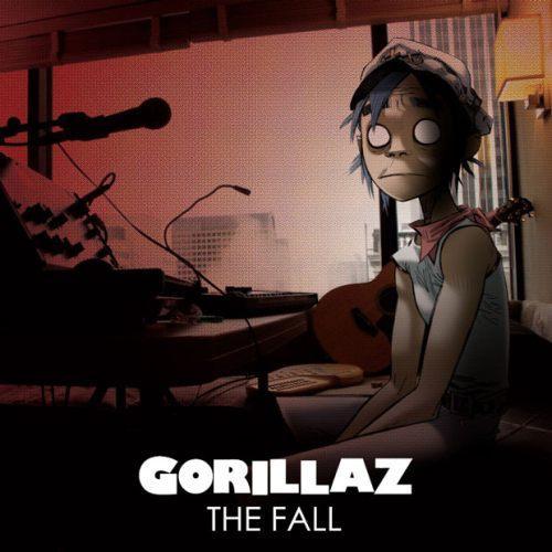 Gorillaz-The-Fall