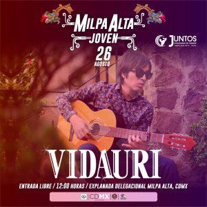 MILPA ALTA JOVEN VIDAURI II